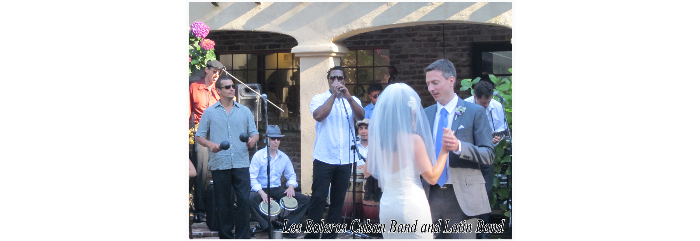 Cuban band for your wedding reception, Buena Vista Social Club, Latin band, salsa band